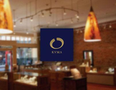 KVMA Jewelry Rebrand