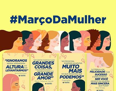 #MarçoDaMulher | Joana Darc