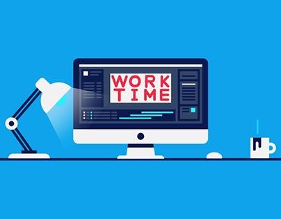 Playtime•Worktime•Hometime