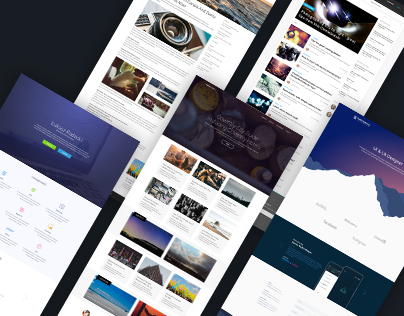 Websites Presentation - 2016