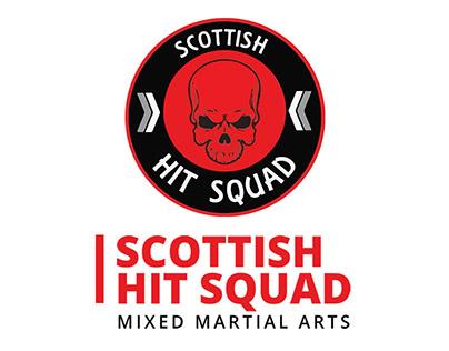 Scottish Hit Squad Webdesign