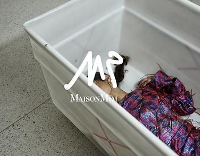 Maison MIM Website Design