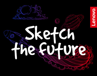 Lenovo \ Sketch the Future