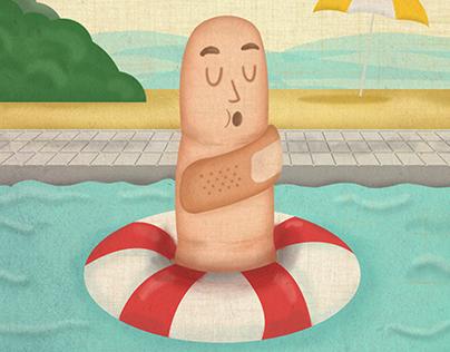 ClubMed: Lo malo de tus vacaciones, está de vacaciones