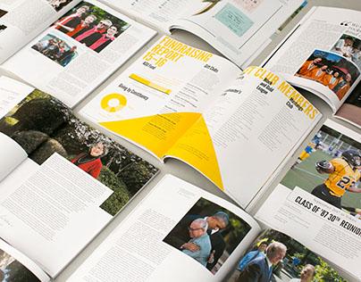 Relaunch of The Ambassador magazine