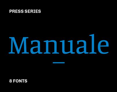 Manuale [Press Series]