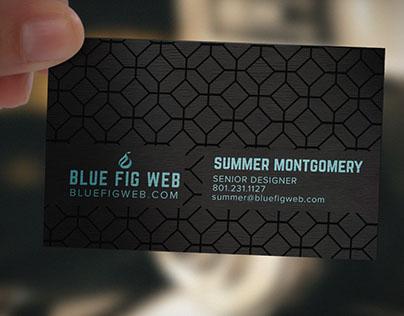 Blue Fig Web
