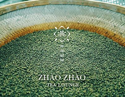 兆兆茶苑Zhao Zhao Tea Lounge-品牌形象規劃