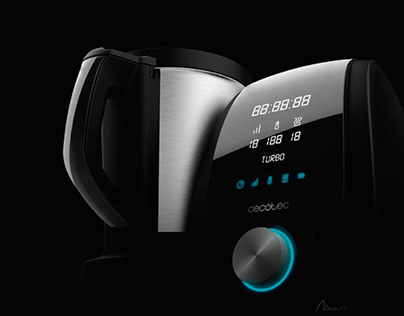 Product Design: Mambo Kitchen Robot