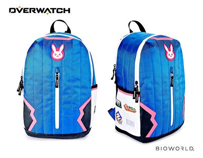 D.Va Overwatch Backpack