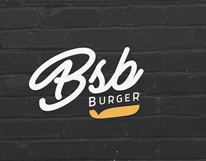 IDENTIDADE VISUAL -BSB BURGER