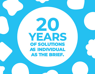 20 Years Of Solutions As Individual As The Brief.