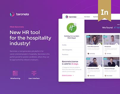 Barometa - Next-generation Job Platform