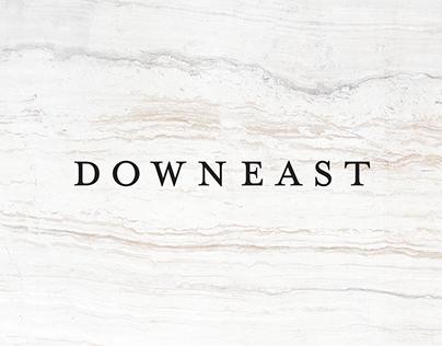 Downeast Rebrand