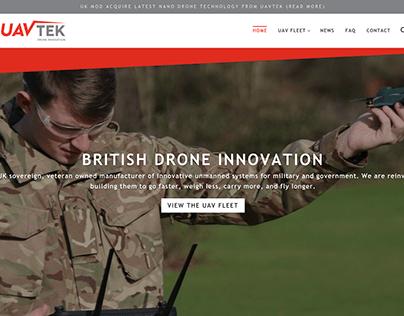UAVTEK - UK Based Drone Manufacturer