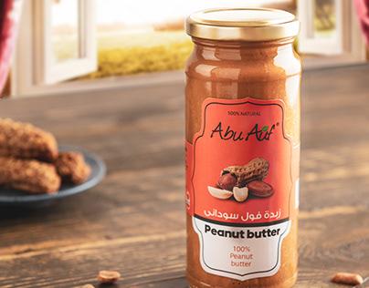 Peanut Butter Abu Auf