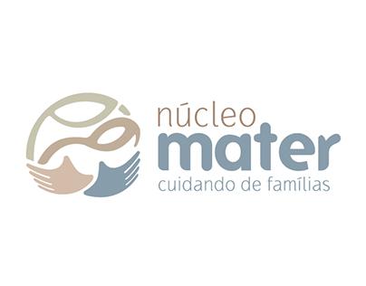 Logotipo Núcleo Mater
