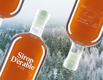 Maple Syrup Domaine Ouellette