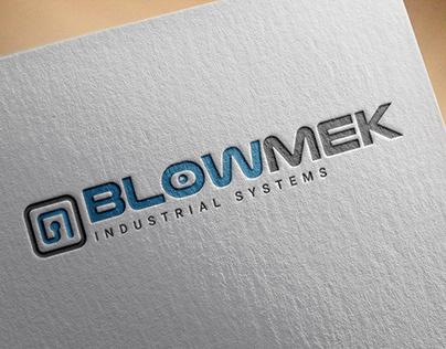 BLOWMEK - Industrial Systems, Lda. Graphic Identity