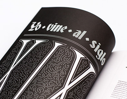 Jot Down Mag - Letterings