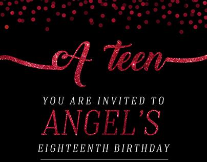 Invitations and Lockscreen Schedules