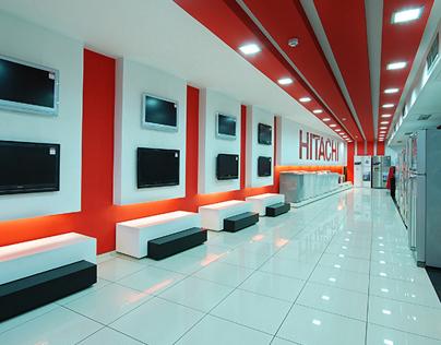 Hitachi Showroom