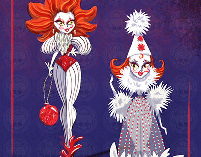 Monster High Pennywise