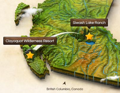 """The Best of the Best"" Luxury Wilderness Resort"