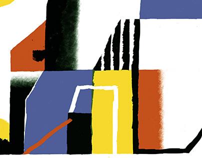 Various illustrations. Set 24