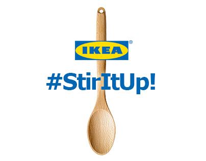 IKEA - #StirItUp