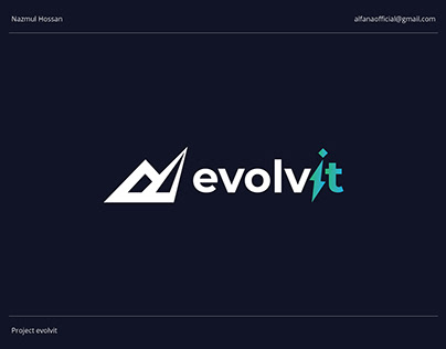 evolvit - Logo Design
