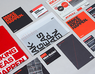 99% Conference 2012: Identity & Branded Materials