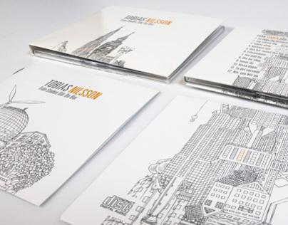 Tobias Nilsson CD-cover