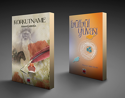 Fiction Book Cover Designs
