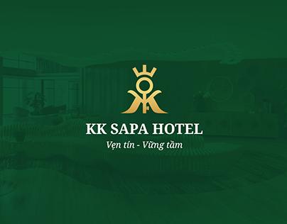KK Sapa Hotel Branding