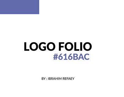 #616BAC - Logo Folio