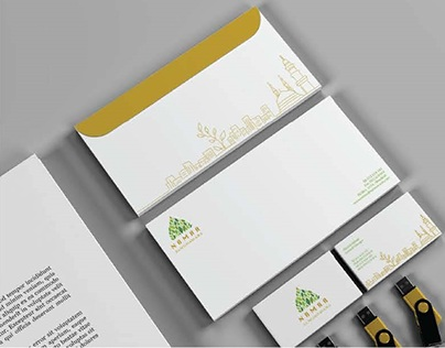 Branding | Logo+ Identity for Namaa Almunawara