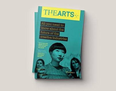 The Arts Plus Magazine, issue 2