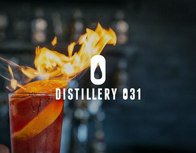 Brand Development: Distillery 031