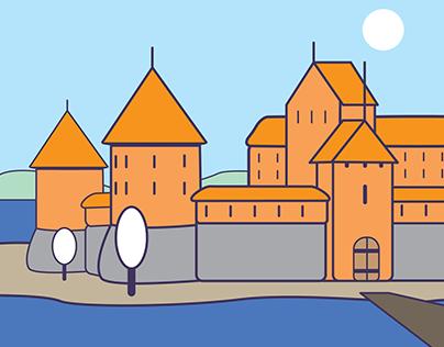 Lithuanian History Animation