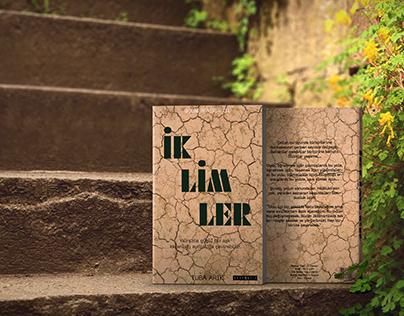 İklimler Book Cover Design