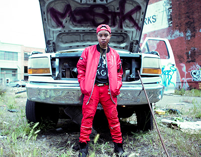 In Your Face: DayDay Rockstar Thug