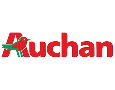 Restyling Brand Auchan