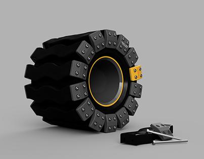 Heavy Tire