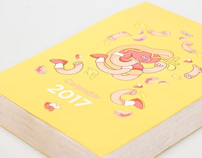 Calendar - Flip Book
