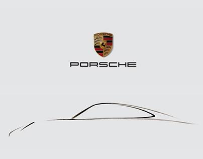 Pavilion Design Concept for Porsche