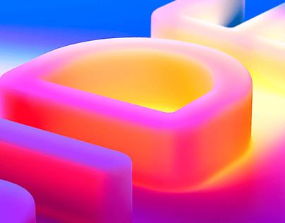Colorful neumorphism