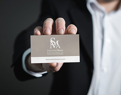 Schettler, Macy & Associates Visual Branding + Website
