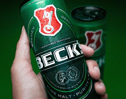 [PACKAGING] Embalagem Beck's Brasil   Hardcuore
