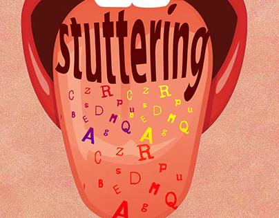 stuttering day